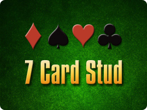 How to deal seven card stud poker world series of poker deluxe casino pak